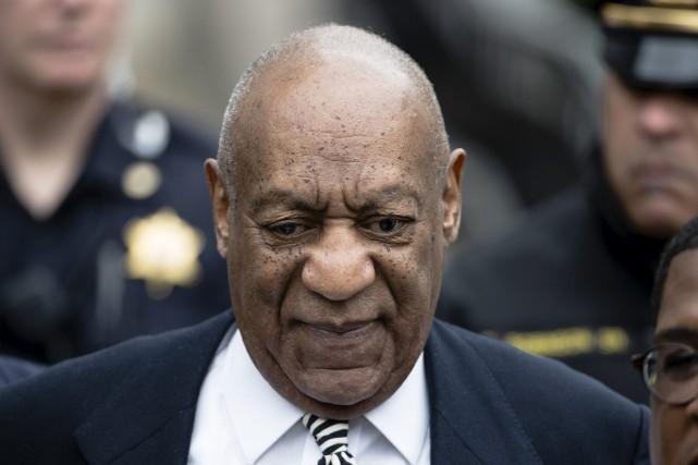 Bill Cosby ne s'est pas exprimé lors de... (AP, Matt Rourke)