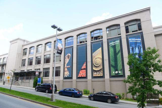 Le Musée de la nature et des sciences... (Archives, La Tribune)