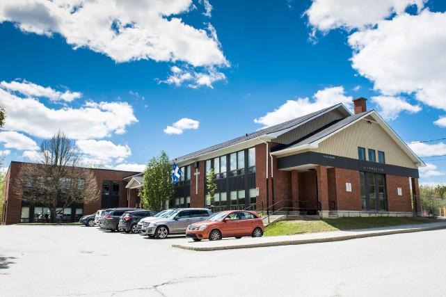 La Commission scolaire de la Région-de-Sherbrooke (CSRS) adresse... (Spectre média, Jessica Garneau)