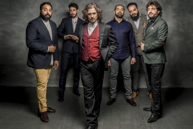 Le groupe est formé des anciens collaborateurs du... (Luis Malibran)