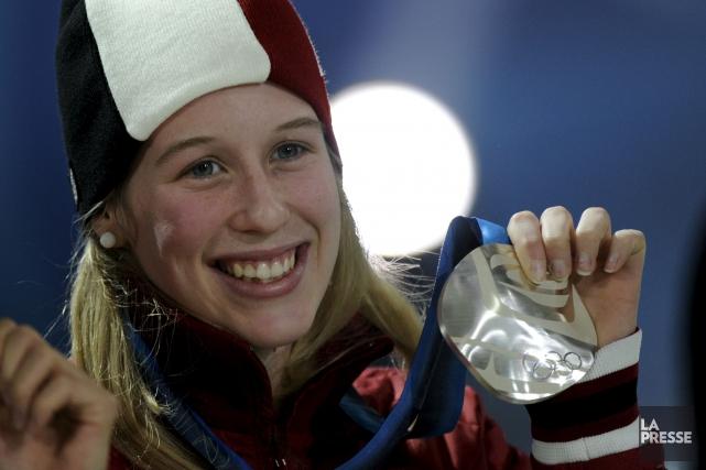Lors des Jeux olympiques d'hiver de 2010 présentés... (Archives La Presse)