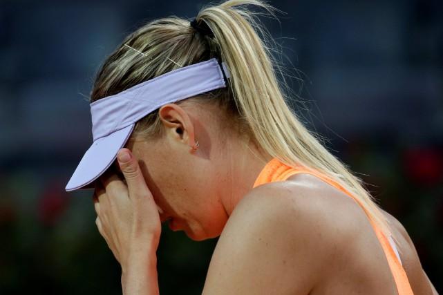 Maria Sharapova... (Photo Max Rossi, archives REUTERS)
