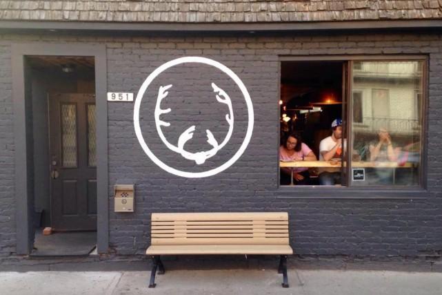 Pit Caribou célébrera son premier anniversaire à Montréal... (Photo tirée de la page Facebook)