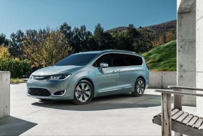 Chrysler Pacifica Hybrid... (Photo fournie par Chrysler)
