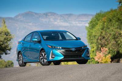 Toyota Prius Prime... (Photo fournie par Toyota)