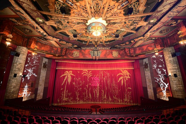 Le Chinese Theater accueille 5 à 6 millions... (PHOTO AFP)