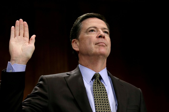 James Comey... (PHOTO REUTERS)