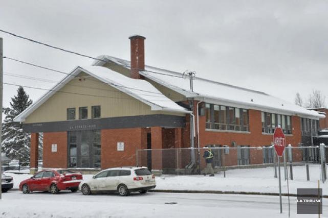La Commission scolaire de la Région-de-Sherbrooke (CSRS) adresse... (Archives La Tribune, Maxime Picard)