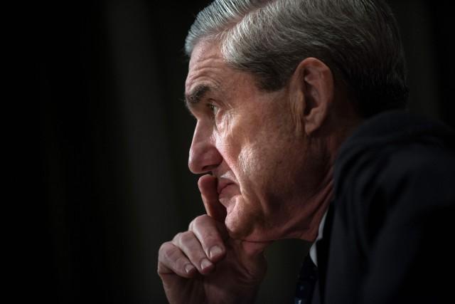 L'ancien directeur du FBI, Robert Mueller.... (PHOTO ARCHIVES AFP)