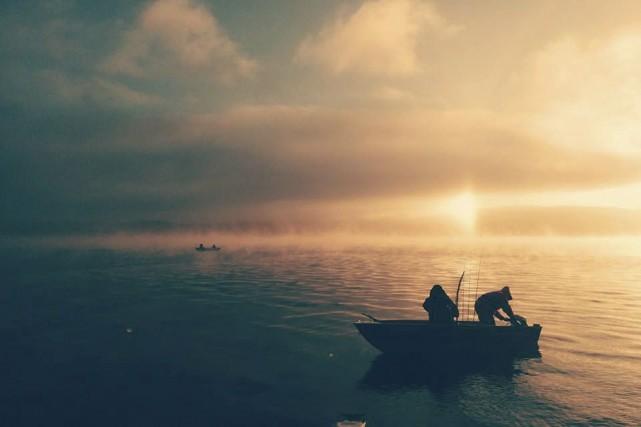 Le tournoi de pêche annuel Nil Dezainde, qui... (Photo fournie)