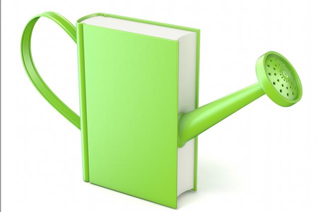 Quel plaisir de se plonger dans la lecture d'un bon livre de jardinage! On en...