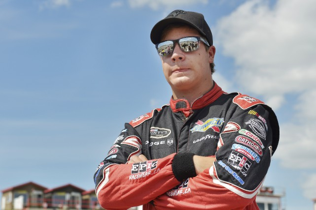 À 16 ans, Cayden Lapcevich a offert une... (NASCAR)
