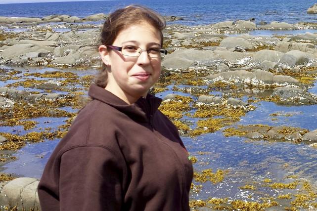 Karine Major a été localisée par un citoyen... (fournie par la famille)