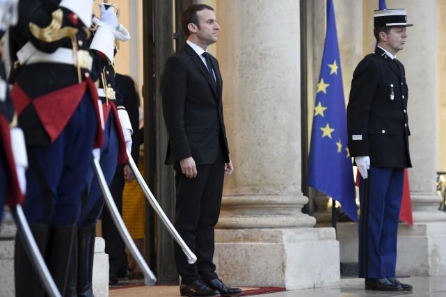 Le premier gouvernement d'Emmanuel Macron est marqué par... (AFP, Stéphane De Sakutin)