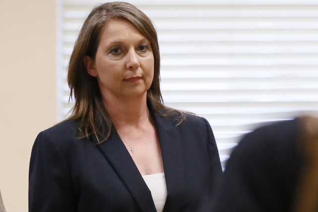 Betty Shelby... (Photo Sue Ogrocki, Associated Press)