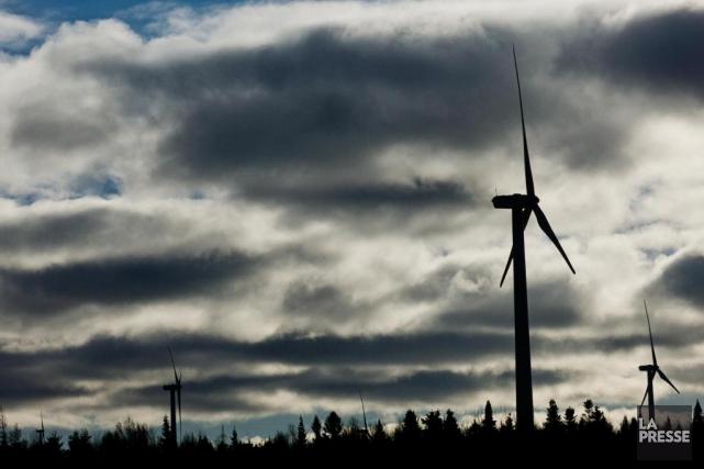 Dans leur recours collectif contre l'entreprise Éoliennes de... (PHOTO HUGO-SÉBASTIEN AUBERT, ARCHIVES LA PRESSE)