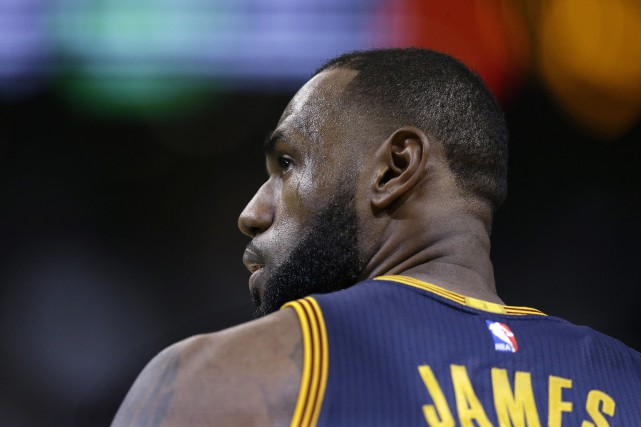 LeBron James... (Photo Charles Krupa, Associated Press)
