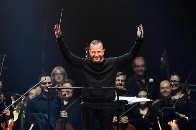 Yannick Nézet-Séguin... (PHOTO BERNARD BRAULT, LA PRESSE)