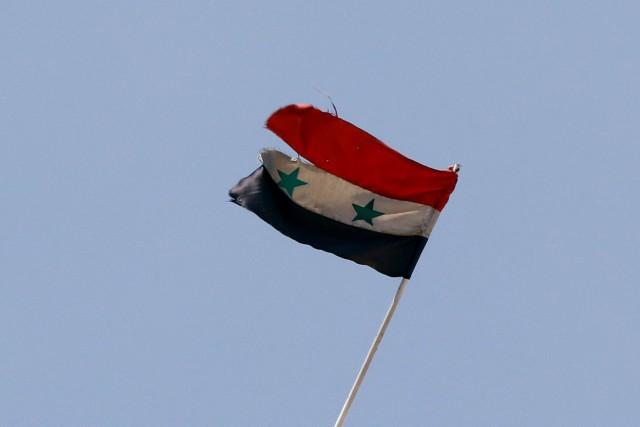Plus de 50 personnes ont été tuées jeudi dans une attaque du groupe djihadiste... (Photo Louai Beshara, Agence France-Presse)