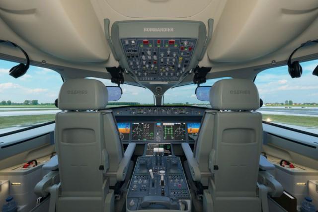 Bombardier tient des discussions avec la société d'État chinoise Comac au sujet... (PHOTO FOURNIE PAR BOMBARDIER)