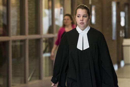 L'avocate de Boutin, Me Caroline Monette, a annoncé... (Spectre média, Jessica Garneau)
