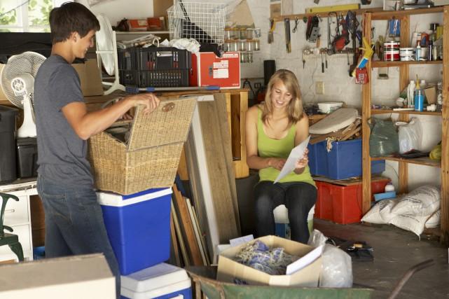 Afin d'éviter de toujours perdre des objets, des... (123RF/Cathy Yeulet)