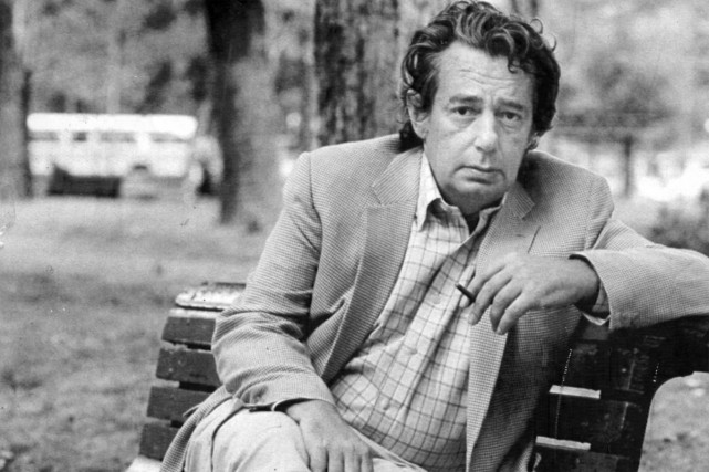 Mordecai Richler... (Photo archive LaPresse)