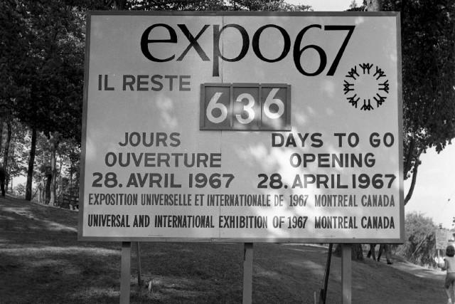 CRITIQUE /«Ils ne savaient pas que c'était impossible, alors ils l'ont fait.»... (Archives de la Ville de Montréal)