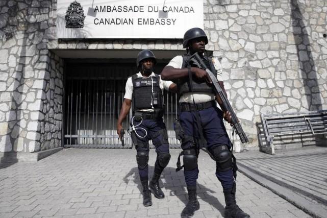 L'enquête duBureau de l'inspecteur général d'Affaires mondiales Canadaa... (PHOTO AFP)