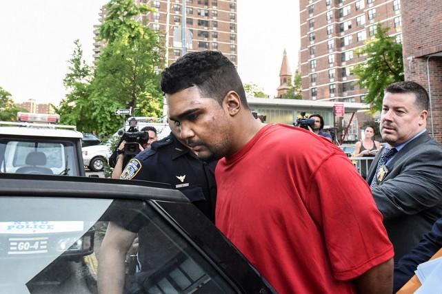 Richard Rojasa été arrêté après avoir parcouru au... (Photo Stephanie Keith, REUTERS)