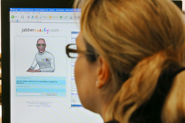 L'idée des agents virtuels est que ces robots... (PHOTO ODD ANDERSEN, ARCHIVES AGENCE FRANCE-PRESSE)