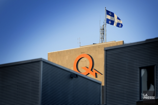 Hydro-Québec attribue la hausse de 1,1% réclamée cette... (Archives, La Presse)