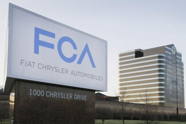 Le troisième constructeur automobile américain a été accusé... (Photo Carlos Osorio, archives AP)