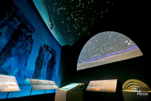 L'observatoire du mont Mégantic... (Archives La Presse)