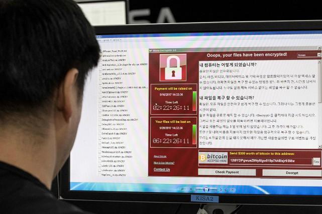Des spécialistes de la sécurité informatique estiment avoir... (PHOTO ARCHIVES AFP/YONHAP)