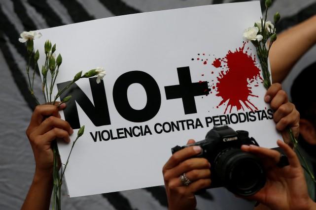 Selon les ONG de défense de la liberté... (PHOTO REUTERS)