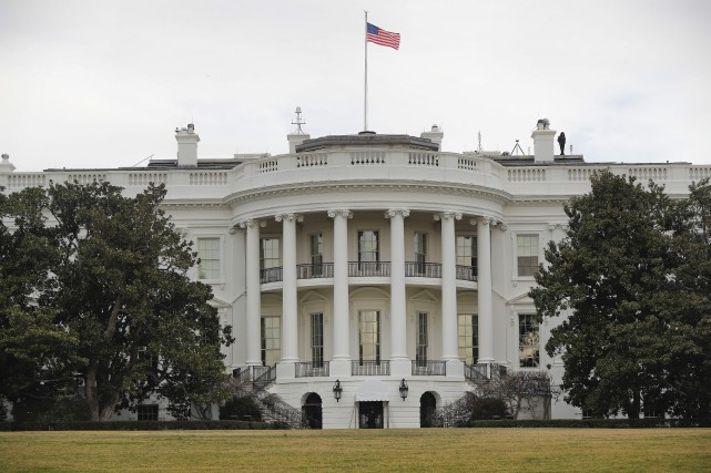 L'enquête du FBI sur les liens entre l'équipe de campagne de Donald Trump et la... (PHOTO AP)
