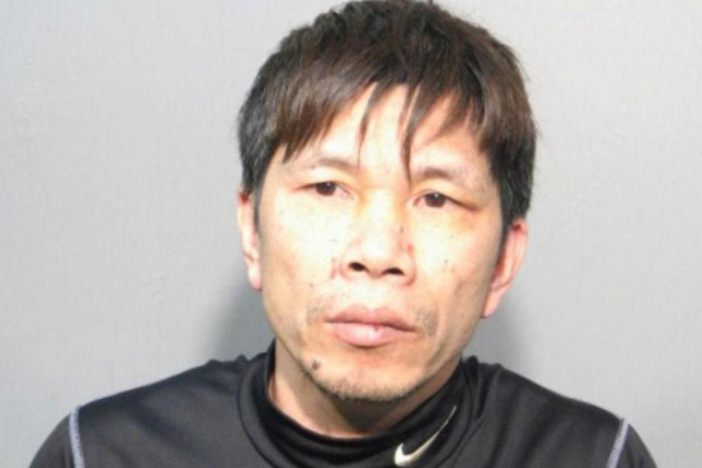 Van Son Nguyen... (PHOTO FOURNIE PAR LE SPVM)