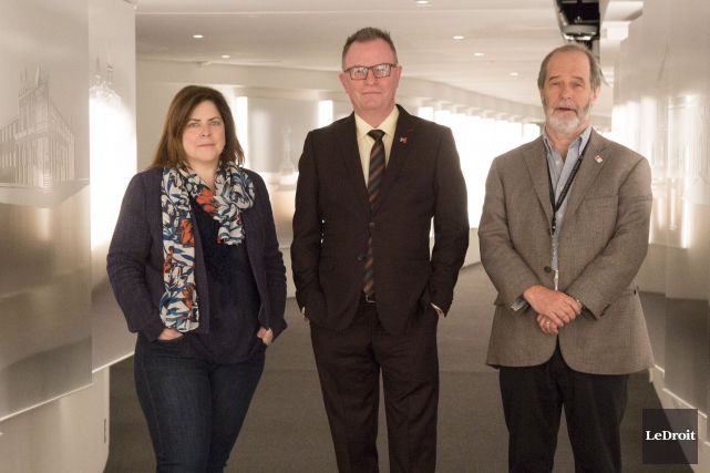 Pour la directrice développement créatif et apprentissages, Lisa... (Simon Séguin-Bertrand, Le Droit)