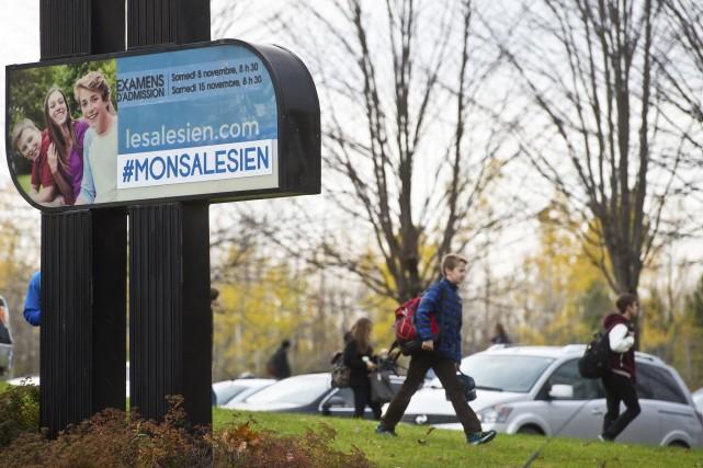 La Corporation du Séminaire Salésien a acquis les... (Spectre média, Jessica Garneau)
