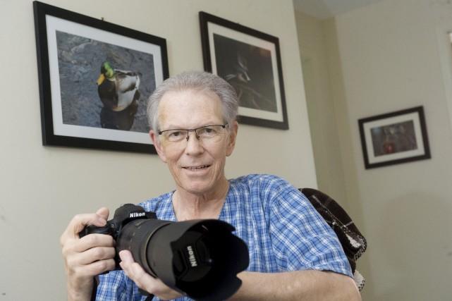 Récemment admis à la Maison Albatros de Trois-Rivières,... (Stéphane Lessard)