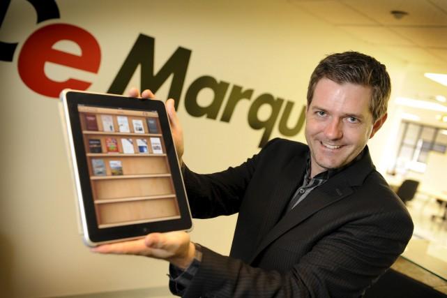 Marc Boutet, président et cofondateur de De Marque... (Photothèque Le Soleil, Patrice Laroche)