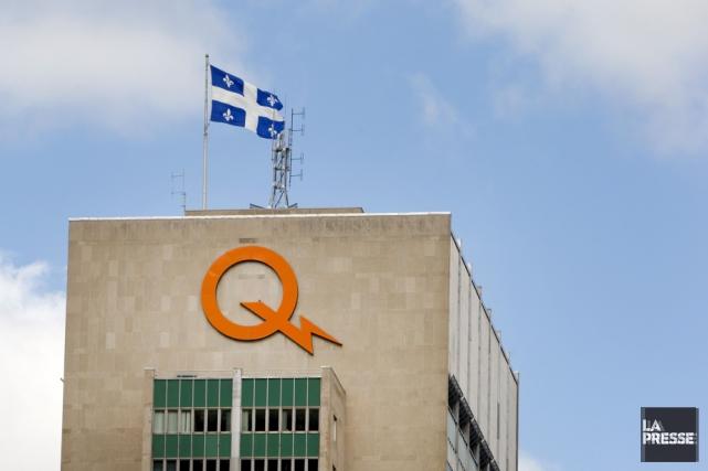 Hydro-Québec a vu ses exportations d'électricité atteindre un «sommet... (Archives, La Presse)