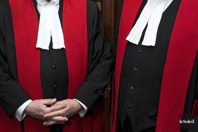 Le juge Payette, de la Cour supérieure du... (Photothèque Le Soleil)