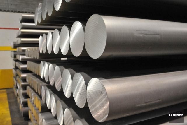 ÉDITORIAL / Transformation de l'aluminium, prise 2! C'est ainsi qu'aurait pu... (Archives La Tribune)