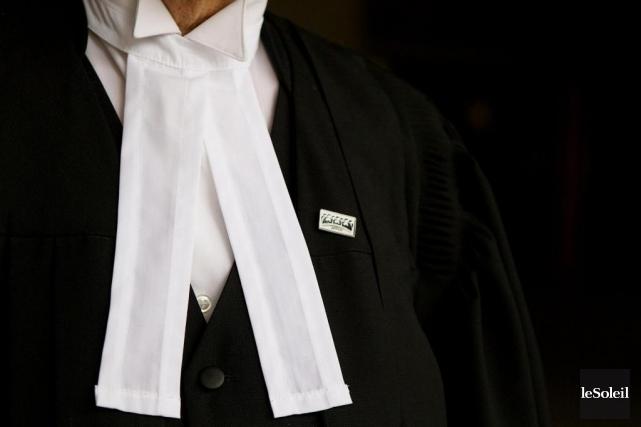 Le procureur de la Couronne Me François Godin,... (Photothèque Le Soleil)