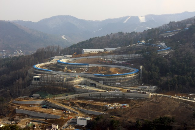 La Corée du Sud a investi plus d'une... (collaboration spéciale Guillaume Piedboeuf)
