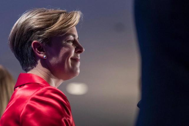 «Je vais battre [Justin] Trudeau en 2019, en... (PhotoLiam Richards, Archives La presse canadienne)