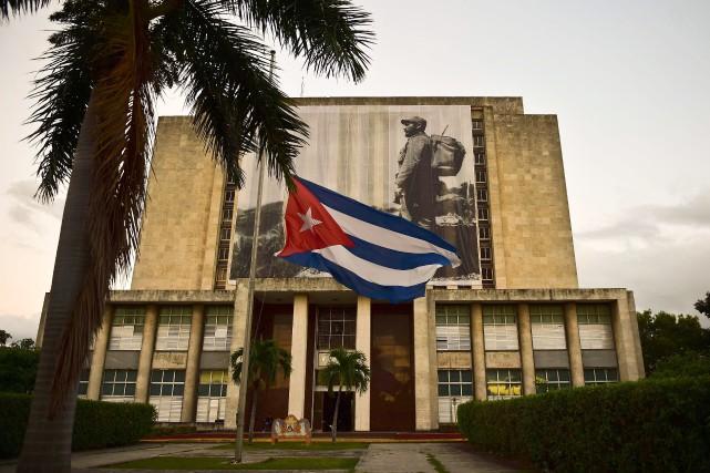 La télévision d'État de Cuba a qualifié samedi soir de «ridicules» les... (Photo archives AFP)