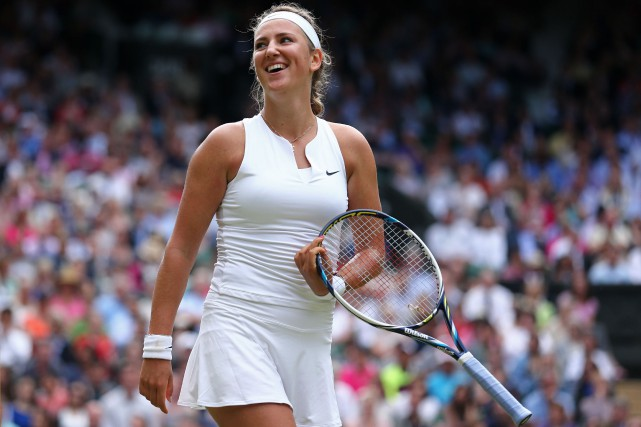 Victoria Azarenka... (PHOTO ARCHIVES AFP)